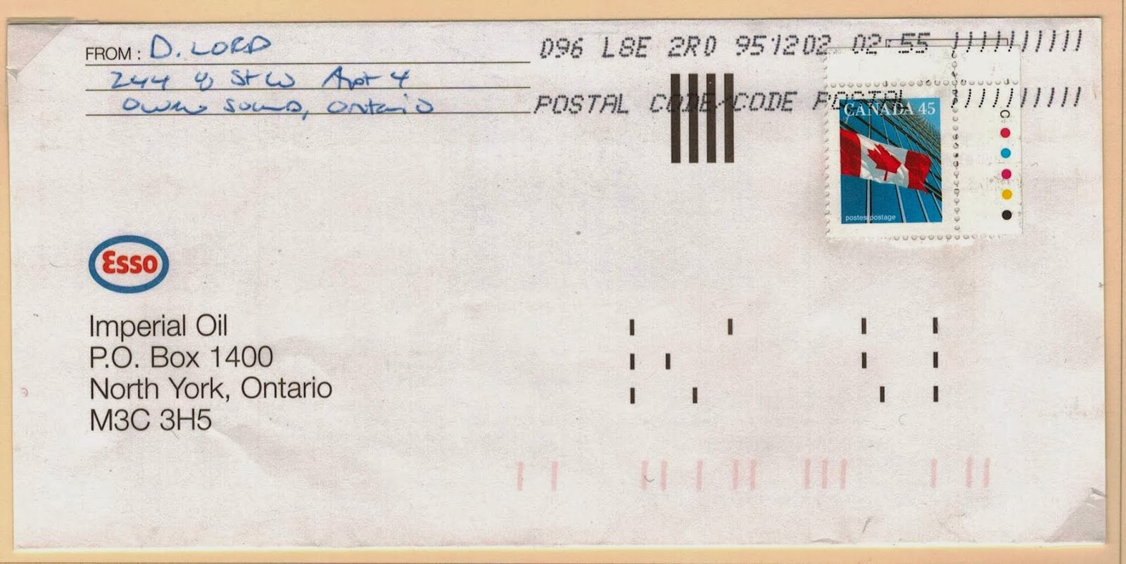 ... Letter Postage To Canada. View Original . [Updated on 10/1/2015 at 07