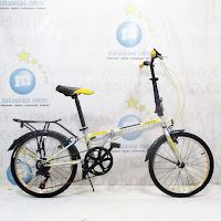 20 element rock folding bike