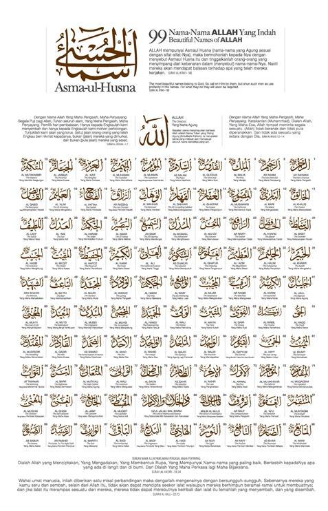 Download 6300 Koleksi Wallpaper 99 Nama Allah Hd Terbaru Wallpaper Keren