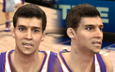 NBA 2K13 Goran Dragic Cyberface Preview