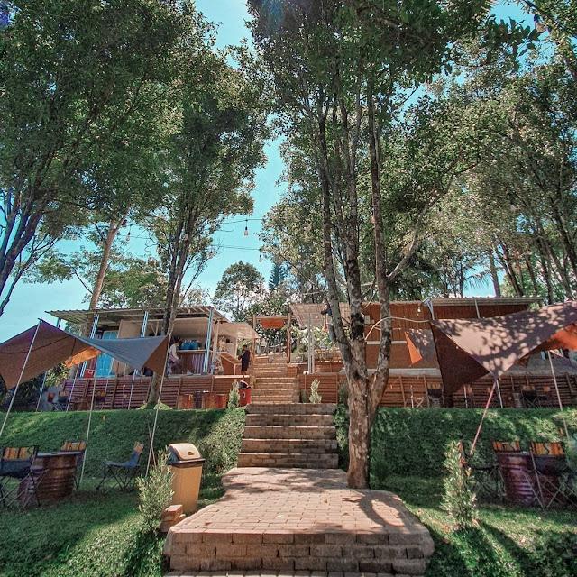 Atanapi Coffee Camp Bandung