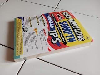 Jual Buku Berkualitas untuk SNMPTN Program IPS
