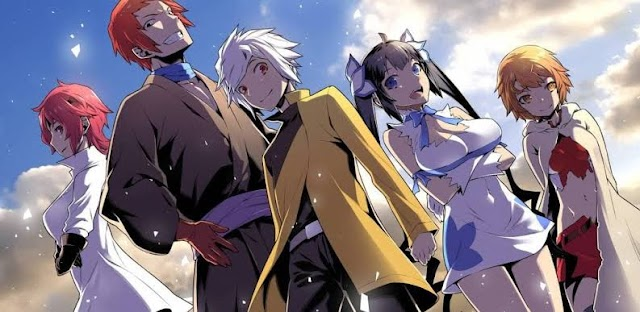 Jadwal Tayang Anime Danmachi Season 3