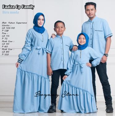 Terbaru Model Baju Lebaran 2021 Keluarga Update Terbaru