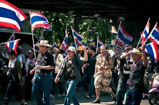 নজিরবিহীন রাজনৈতিক সংকটে থাইল্যান্ডের রাজপরিবার ও সরকার