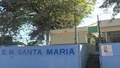 Resultado de imagem para escola santa maria de campos