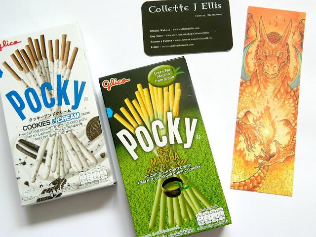 Collette J Ellis, Pocky, Tofu Cute,