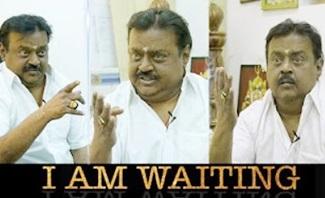 Vijayakanth Interview | Vikatan Tv