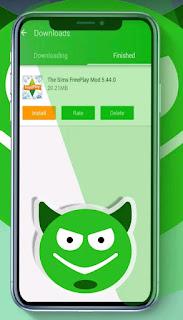 تحميل تطبيق هابي مود HappyMod الأصلي آخر تحديث للاندرويد و الايفون