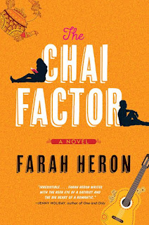 The Chai Factor book cover. Summer Reading 2019