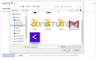 Cara Mengubah Gambar Profil Gmail