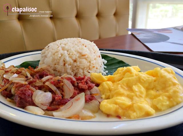 IHOP Philippines Corned Beef Hash