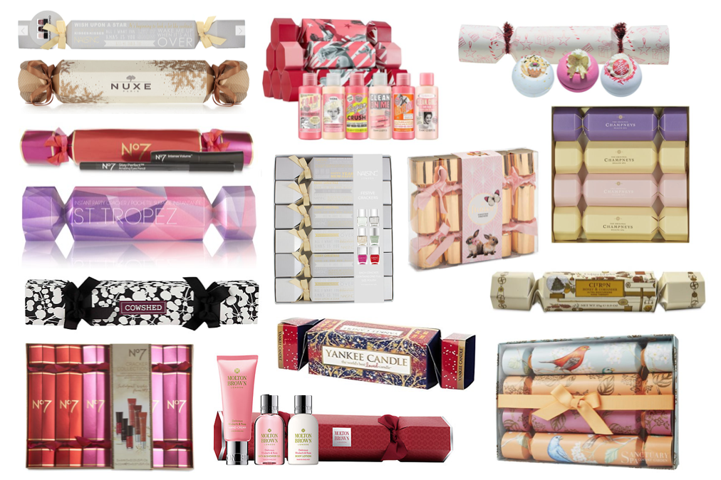 Christmas Beauty Crackers 2015