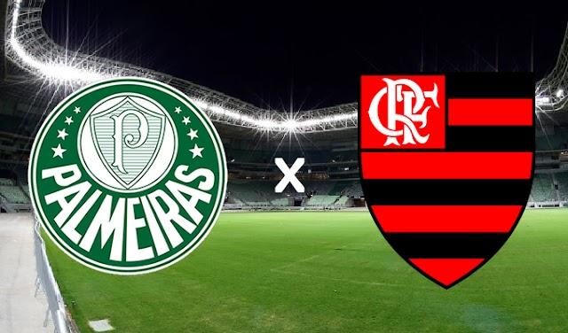 Assistir Flamengo x Palmeiras ao vivo grátis