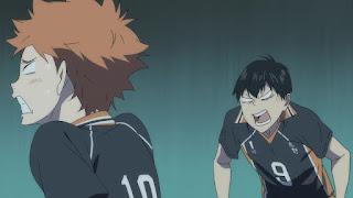 ハイキュー!! アニメ 3期5話   日向翔陽 Hinata Shoyo   Karasuno vs Shiratorizawa   HAIKYU!! Season3
