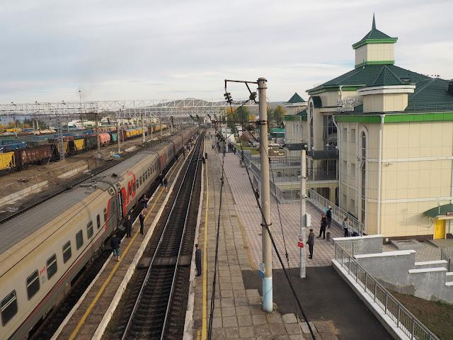 Станция Могоча (Транссибирская магистраль)