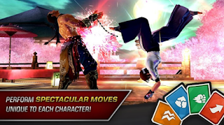 Download TEKKEN™ v0.3 Mod APK + Obb Data free