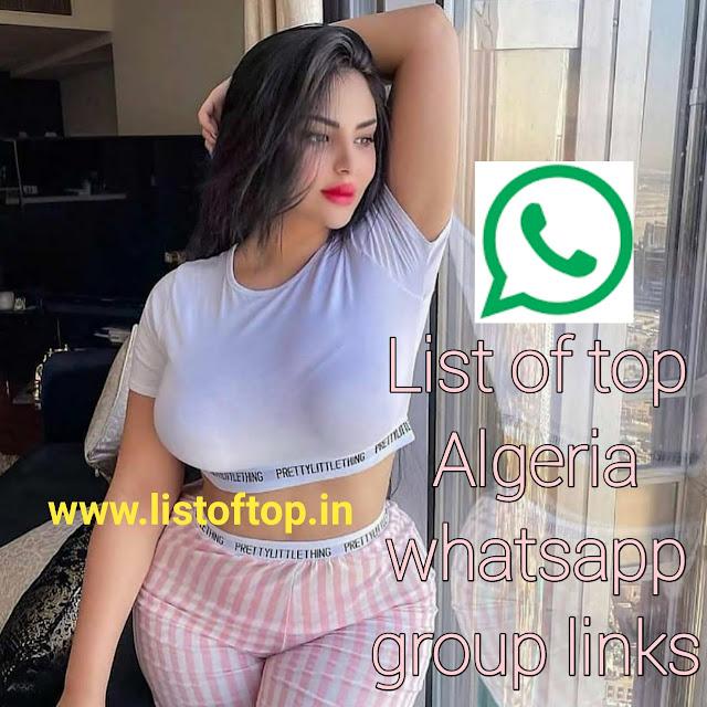 List of top Algeria whatsapp Group link