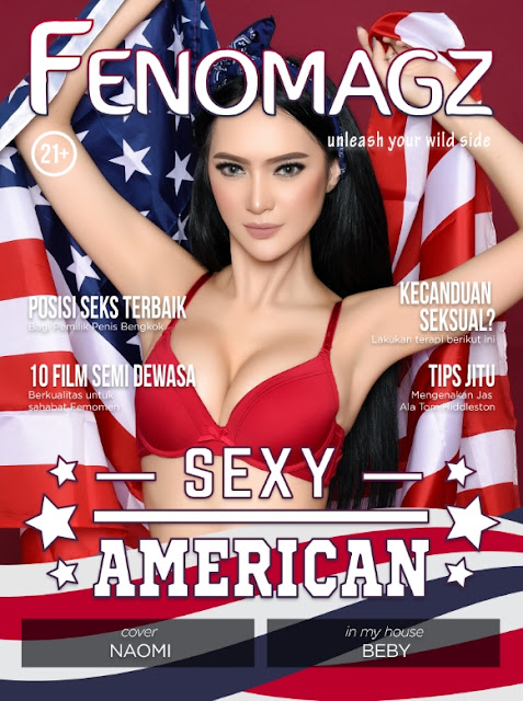 Download Majalah FENOMAGZ Edisi Juli 2017 PDF Naomi & Beby | www.insight-zone.com