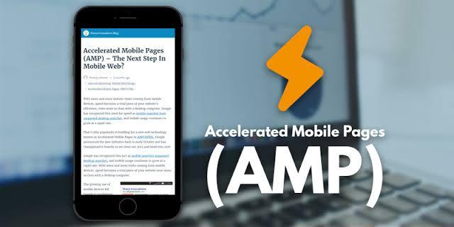 10+ Premium Free AMP Blogger Templates