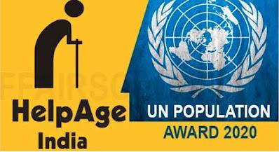 United Nations Population Award 2020