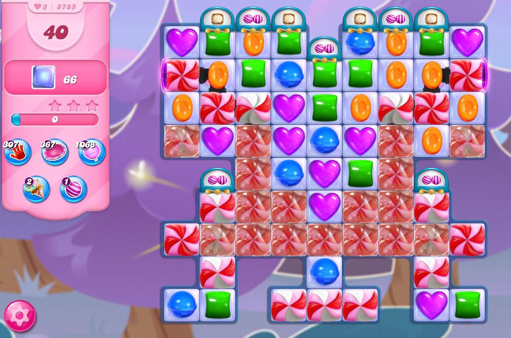 Candy Crush Saga level 8785