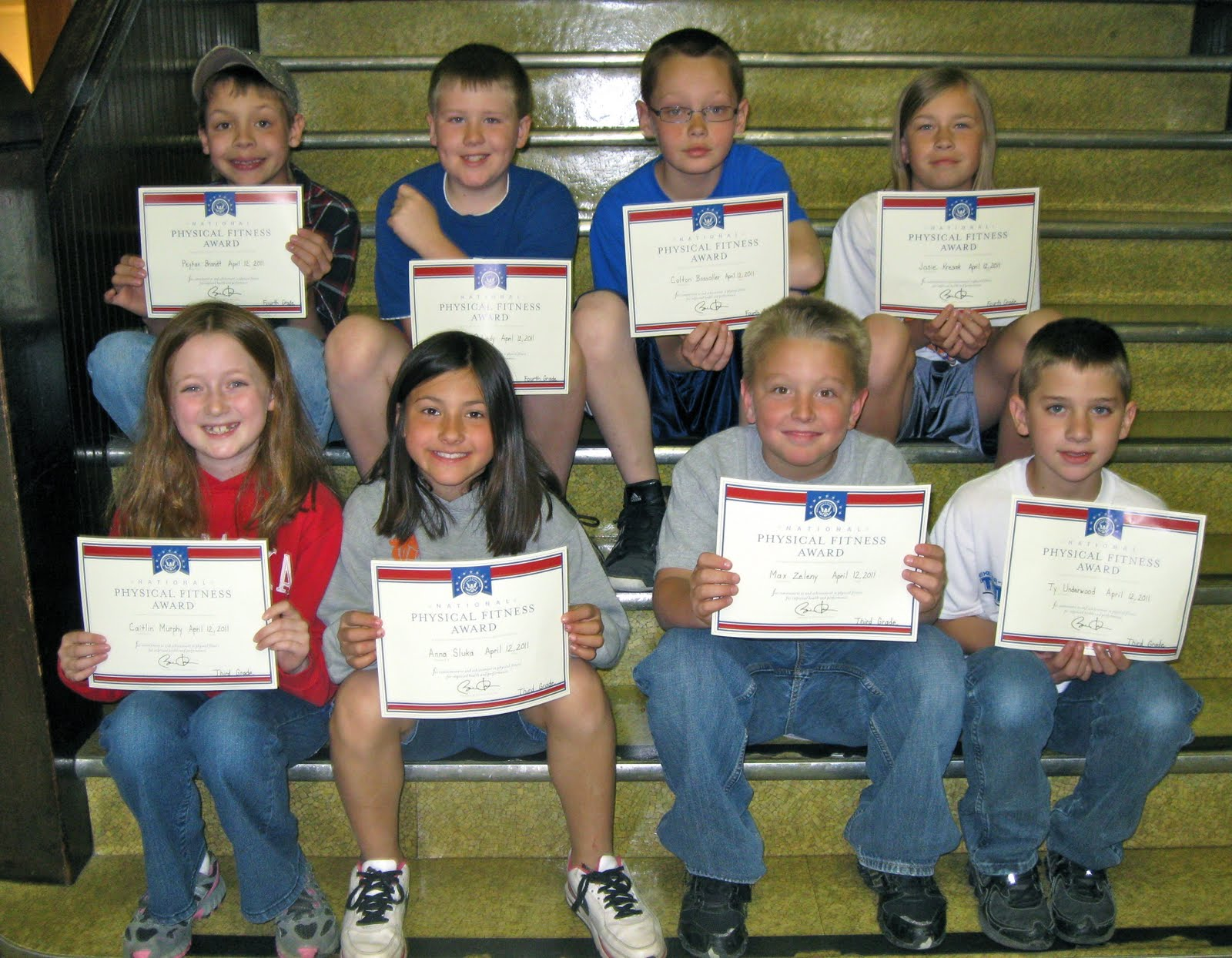 Village Of Exeter Exeter Milligan Elementary Students