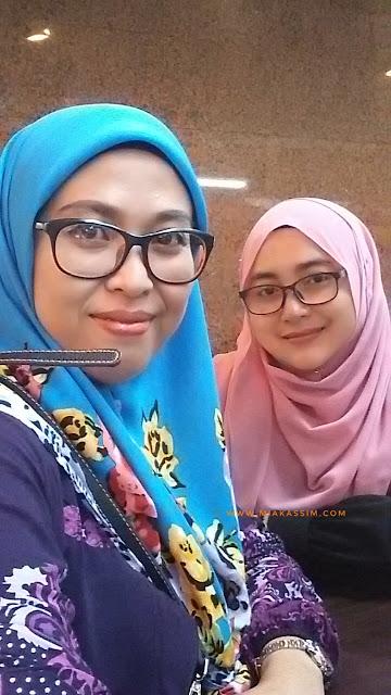 Bertemu dengan Blogger Hainom Okje!