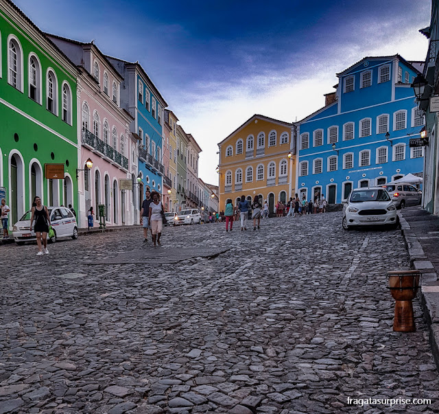 Salvador - Pelourinho. Museu da Cidade e Fundação Casa de Jorge Amado