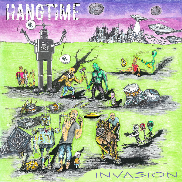 "Hangtime premiere video for ""See You Soon"""
