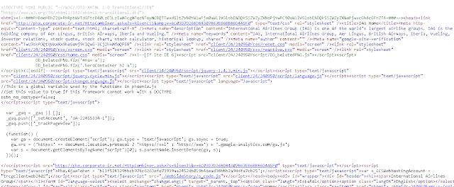 codigo fuente sin indicar idioma principal