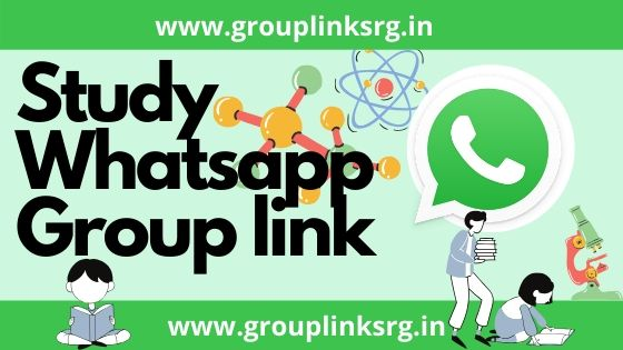 Best 100% Active Study Whatsapp Group link 2020: Join Now