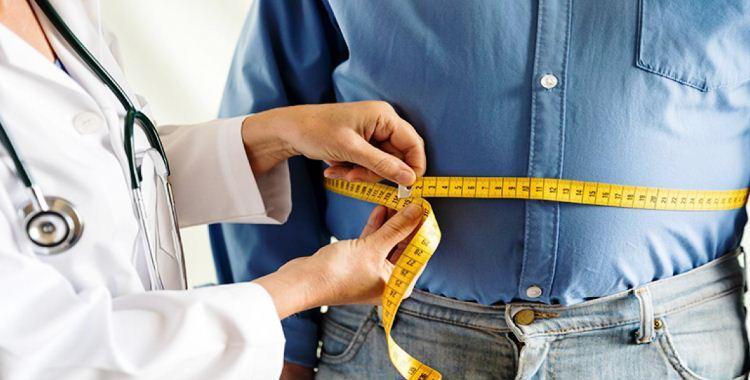 Pengukuran lingkar perut