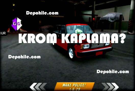 Car Parking Multiplayer Renk Değiştiren Krom Hilesi Kodları 2020