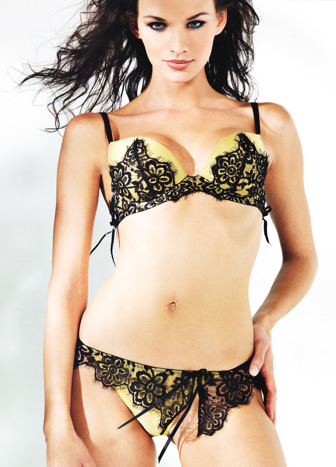 What is The most desirable aspect of lingerie?: Gallary