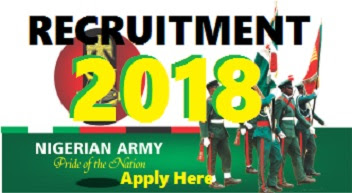 Register & Login Nigeria Army 2018 | Fill Application Recruitment Form (Tradesmen/Women)
