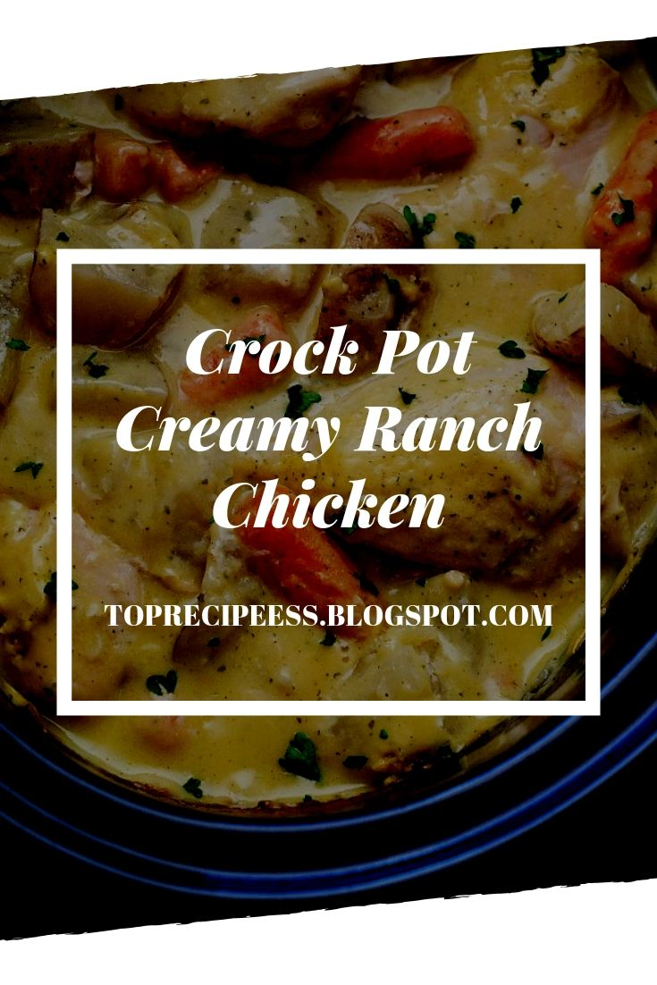 Crock Pot Creamy Ranch Chicken | chicken recipes, baked chicken, chicken thighs, butter chicken, crockpot chicken, chicken healthy, chicken enchiladas, chicken parmesan, chicken casserole, chicken andrice, chicken pasta, chicken easy, chicken dinner, orange chicken, chicken piccata, chicken marsala, chicken marinade, chicken spaghetti, lemon chicken, teriyaki chicken, chicken potpie, chicken fajitas, ranch chicken, chicken alfredo, fried chicken, chicken tenders, chicken salad, chicken tacos, shredded chicken, slow cooker chicken, bbq chicken, grilled chicken, chicken wings, chicken soup, stuffed chicken, chicken chili, whole chicken, buffalo chicken, chicken coop #chicken alaking #chicken acomfort foods #chickenarice #chickenameals #chickenalowcarb #chickenaglutenfree #chickenarecipe #chickenadishes #chickenahealthy #chickenaeasydinners #chickenaovens #chickenacooking #chickenafamilies #chickenasoysauce #chickenbcrockpot #chickenbeasyrecipes #chickenbdinners #chickenbbbqsauces #chickenblowcarb #chickenbfamilies #chickenccrockpot #chickencoliveoils #chickenclowcarb #chickencglutenfree #chickencdinners #chickencfamilies #chickencstirfry #chickencrecipesfor #chickencgreekyogurt #chickencsourcream #chickencmeals #chickencgreenonions #chickenccomfortfoods #chickencproducts #chickenchotsauces #chickencovens #chickenchealthy #chickencbreadcrumbs #chickencredpeppers #chickencwhitewines #chickencsimple #chickencveggies