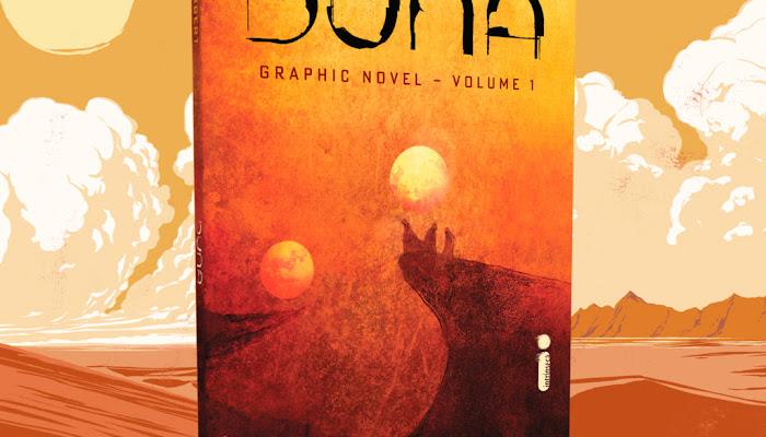 Resenha - Duna – Graphic Novel, Frank Herbert