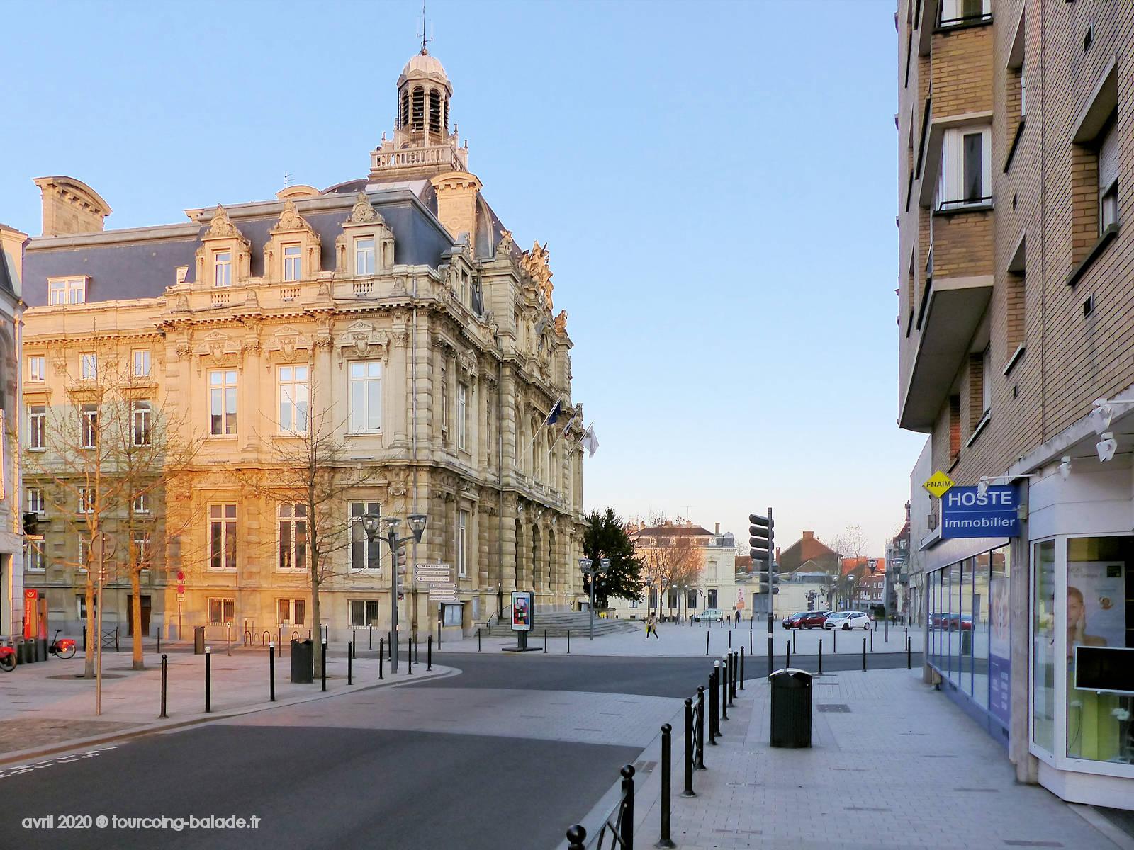 Mairie de Tourcoing, 2020 - Hoste Immobilier