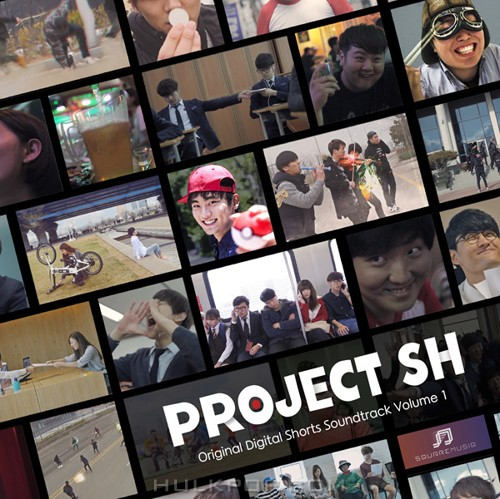 Project SH – Project SH Original Digital Shorts Soundtrack Vol.1