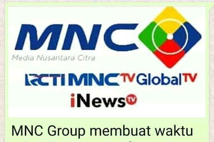 RCTI, MNC TV, & GTV DIACAK 24 JAM MULAI 17 JULI 2019
