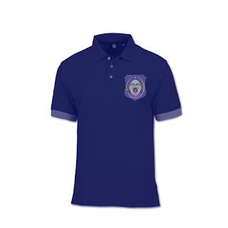 desain kaos polo ber logo provinsi gorontalo - kanalmu