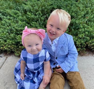 Addison Duggar and Garrett Duggar