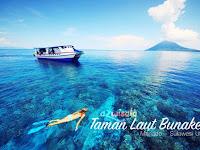 Diving dan Liburan ke Bunaken