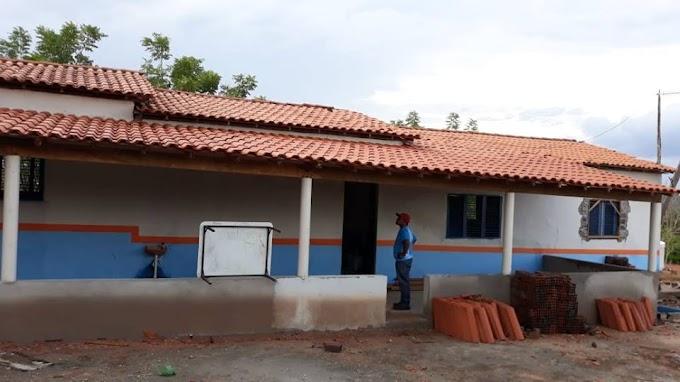 Prefeito Magno Bacelar continua promovendo melhorias na Educação do município.
