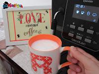 latte schiumato