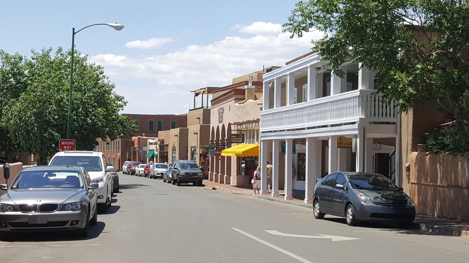 Old Town Santa Fe >> Incargonito Old Town Santa Fe New Mexico