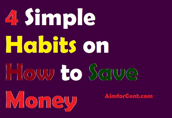 Simple Habits on How to Save Money in 2020