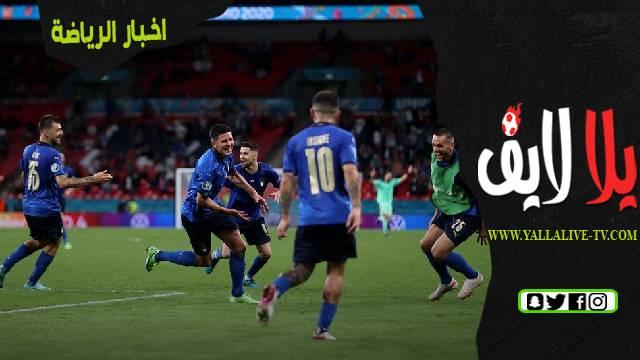 إيطاليا 2-1 النمسا