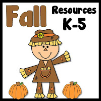Fall Resources for the K 5th Classrooms
